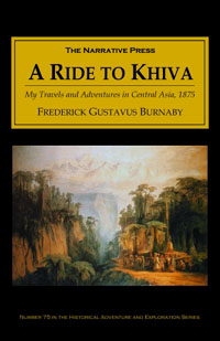 A Ride to Khiva (book cover)
