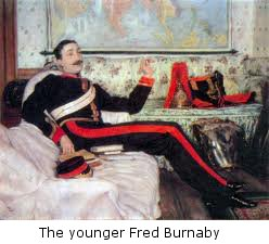 The younger Colonel Fred Burnaby