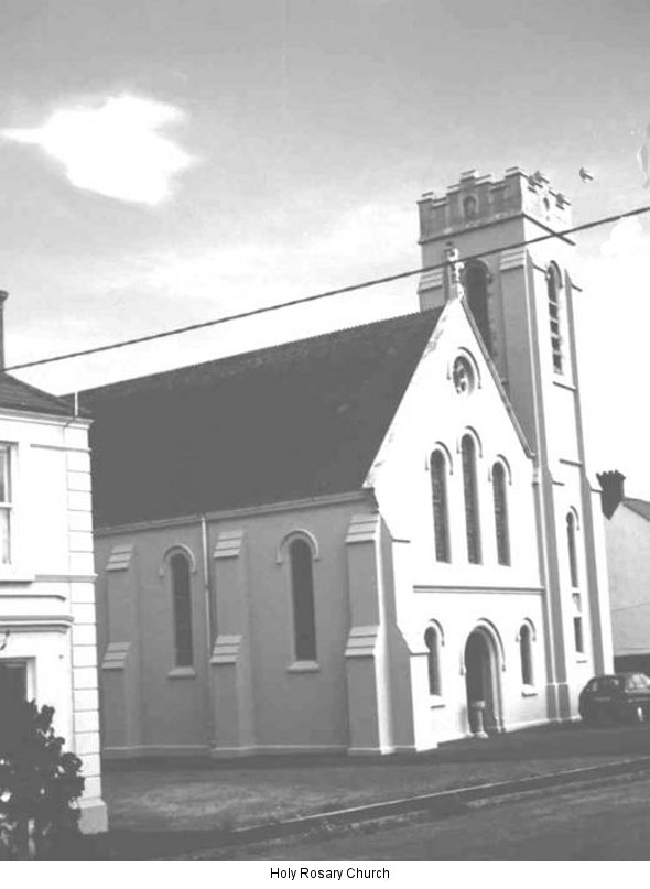 Holy Rosary Church, Greystones