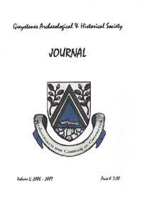 Journal Volume 5, 2006: List of Contents