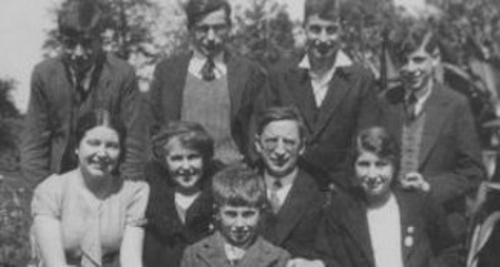 The de Valera family
