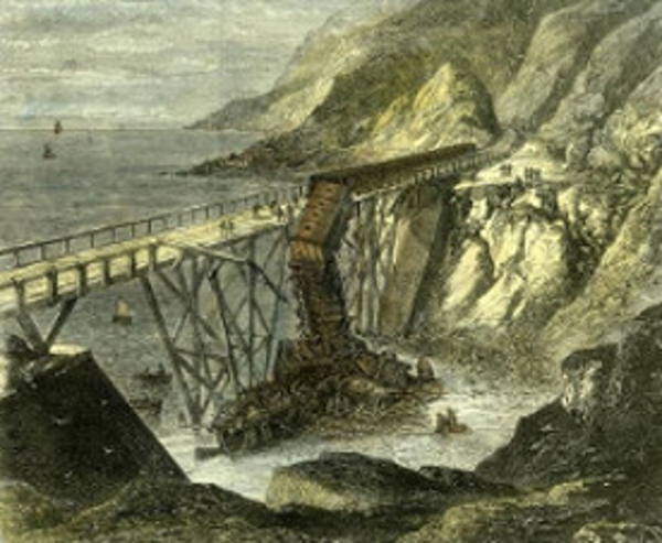 Bray Head railway accident 1867