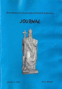 Journal Volume 3, 2000: List of Contents
