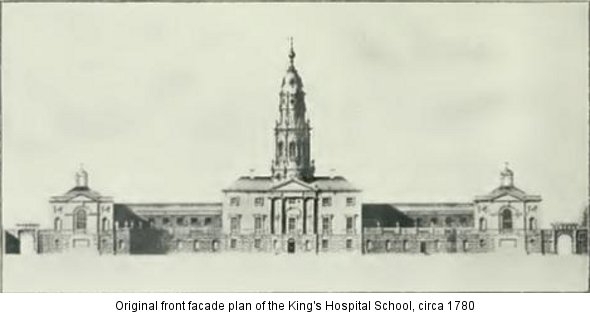 Kings Hospital (Foundation of the Hospitals of King Charles II (Falkiner))
