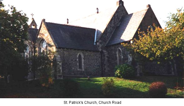St. Patrick's Church, Church Road, Greystones